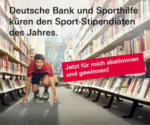 Sport-Stipendiat des Jahres